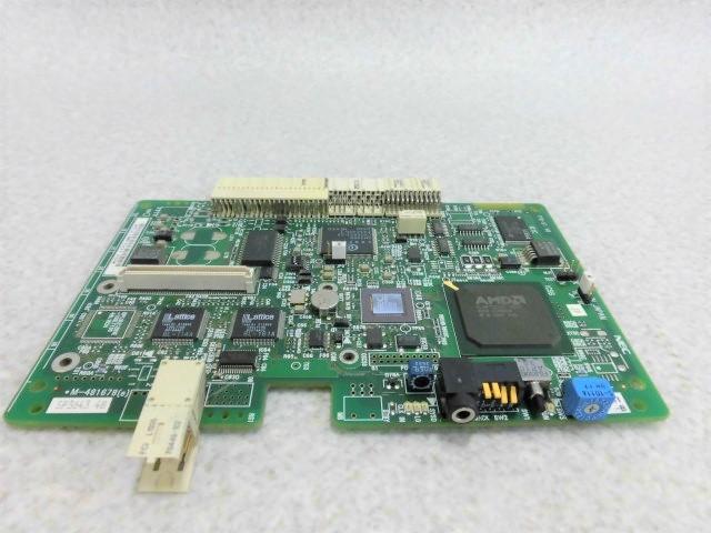 【中古】PN-CP31-BNEC APEX3600iCPUユニット【ビジネスホン 業務用 ユニット】