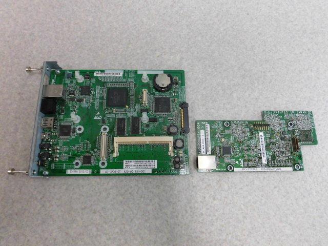 【中古】CD-CP00-OT + PZ-32IPLANEC SV8100 SV8300 メイン基板【ビジネスホン 業務用】