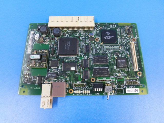 【中古】PN-8IPLANEC APEX3600/3600i用ユニット【ビジネスホン 業務用 基板】