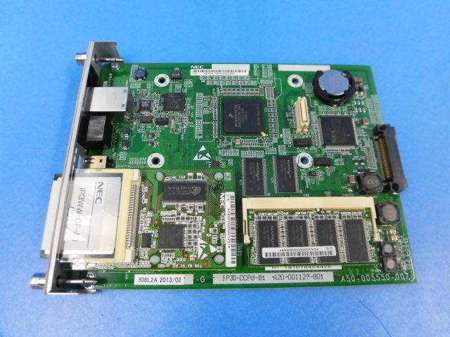 【中古】IP3D-CCPU-B1 + IP3WW-CF-A1NEC AspireXCPU Bユニット【ビジネスホン 業務用】