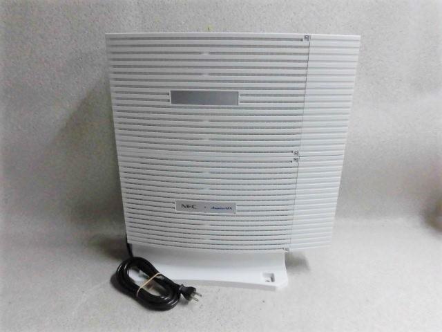 【中古】IP8D-3KSU-B1 + IP8D-3KSU-E1NEC Aspire WX主装置 IPトランク×4付【ビジネスホン 業務用】