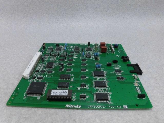 【中古】IX-ICOP/E・TTCU-(1)NTT αIX/IX2 ISDN1500ユニット【ビジネスホン 業務用 電話機 本体】