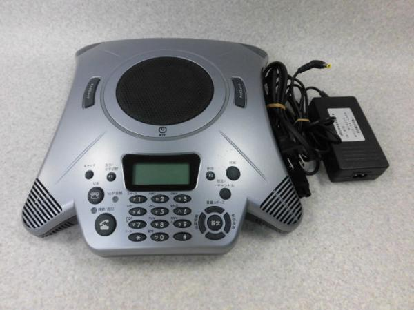 【中古】MEETING BOX MB-1000NTT IP電話会議装置【ビジネスホン 業務用 電話機 本体】