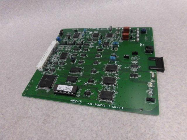 【中古】NXL-ICOP/E・TTCU-(1)NTT αNXII L INS1500ユニット【ビジネスホン 業務用】
