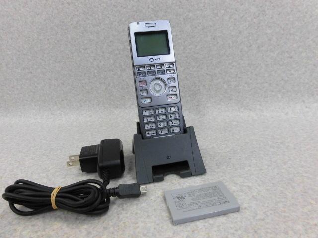 【中古】EPNIP-PSNTT マルチゾーンデジタルコードレス(NEC Carrity-NV 同品)【ビジネスホン 業務用 電話機 本体 子機】