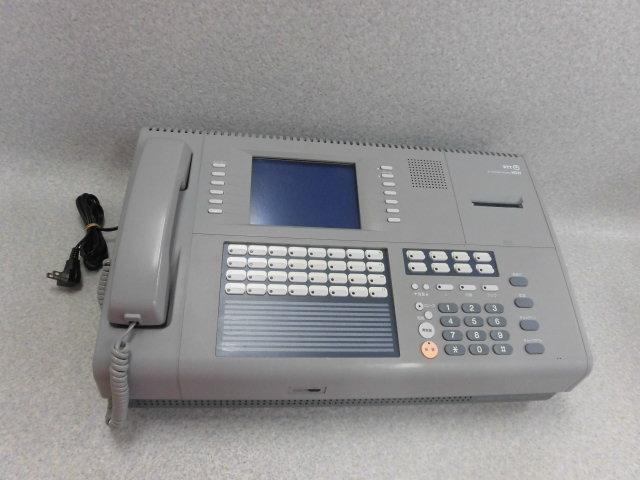 【中古】HD-(32)ボタンデンワME-(4) NTT ホテルシステム ディジタルビジネスホンHD形「32」ボタン電話主装置-「4」【ビジネスホン 業務用 電話機 本体】