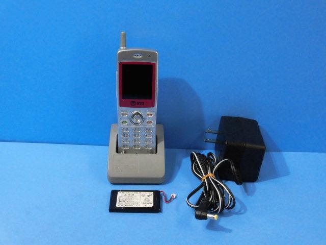 【中古】EPH-D6PS2S(2)NTTデジタルコードレス=(HI-D6 PSII/日立 同等品)【ビジネスホン 業務用 電話機 本体】