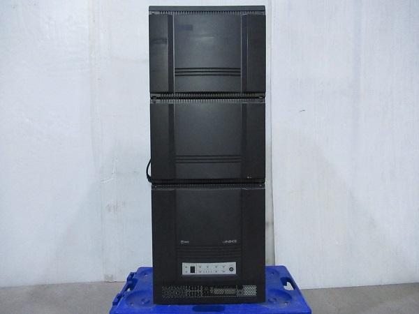 【中古】NX2L-ME-(E1)増設架 NXL-EME×2付き3段セットNTTシステム容量ライセンス【ビジネスホン 業務用 主装置】