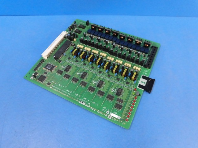 GXL-8SLU- 1 NTT αGX-L8単体ユニット お求めやすく価格改定 期間限定特価品 ビジネスホン 中古 業務用