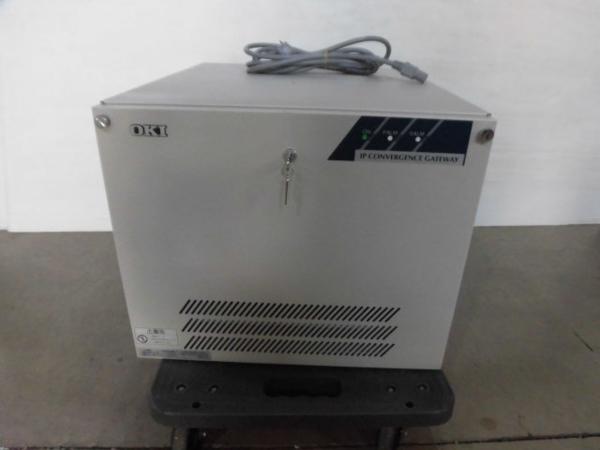 【中古】BX9100-IPLTU-B 沖電気/OKI BX9100 IPライトランク装置B IP CONVERGENCE GATEWAY【ビジネスホン 業務用】