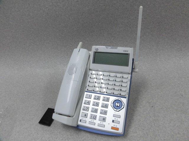 【中古】MKT/ARC-30DKCL OKI/沖電気 クロスコア/CrosCore30ボタンコードレス電話機【ビジネスホン 業務用 電話機 本体 子機】