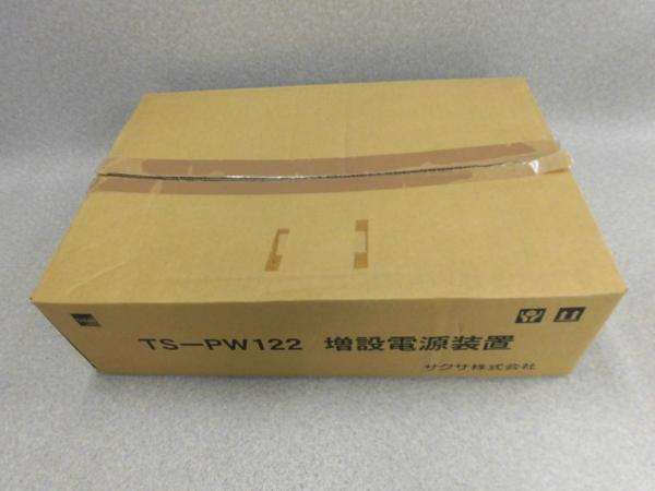 【新品】TS-PW122SAXA/サクサ 増設電源装置【ビジネスホン 業務用 電話機 本体】