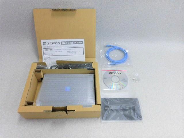 【新品】ZC1000SAXA/サクサリモートVPNルーター【ビジネスホン 電話機 ルーター】