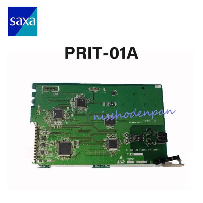 【中古】PRIT-01A SAXA/サクサ PLATIA/プラティア PT1000 INS1500ユニット【ビジネスホン 業務用】