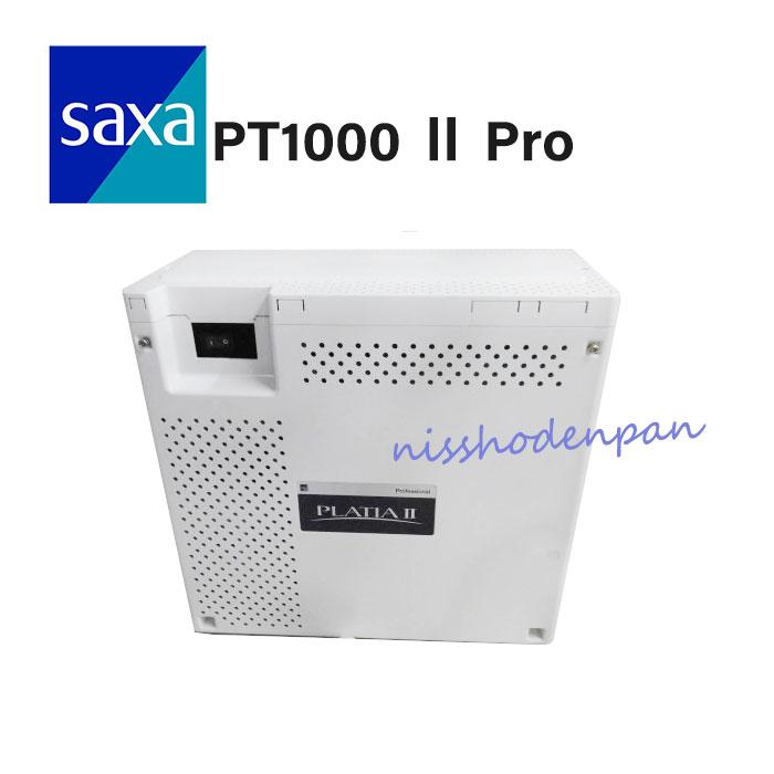 【中古】PT1000 II Pro主装置 SAXA/サクサ PLATIA II【ビジネスホン 業務用】