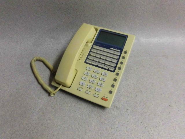【中古】PV824 DS(W)TAMURA/タムラ/田村PV824用 電話機【ビジネスホン 業務用 電話機 本体】