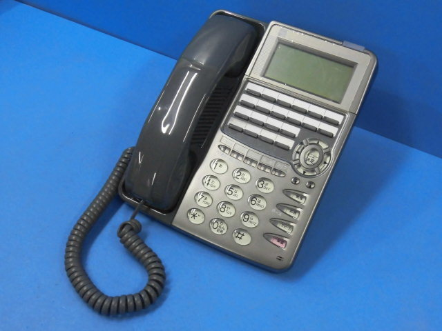 M-20LKTELB MG SAXA お得 サクサ 大興 Taikoバックライト付き10桁漢字電話機 ビジネスホン マーケティング 業務用 電話機 本体 中古