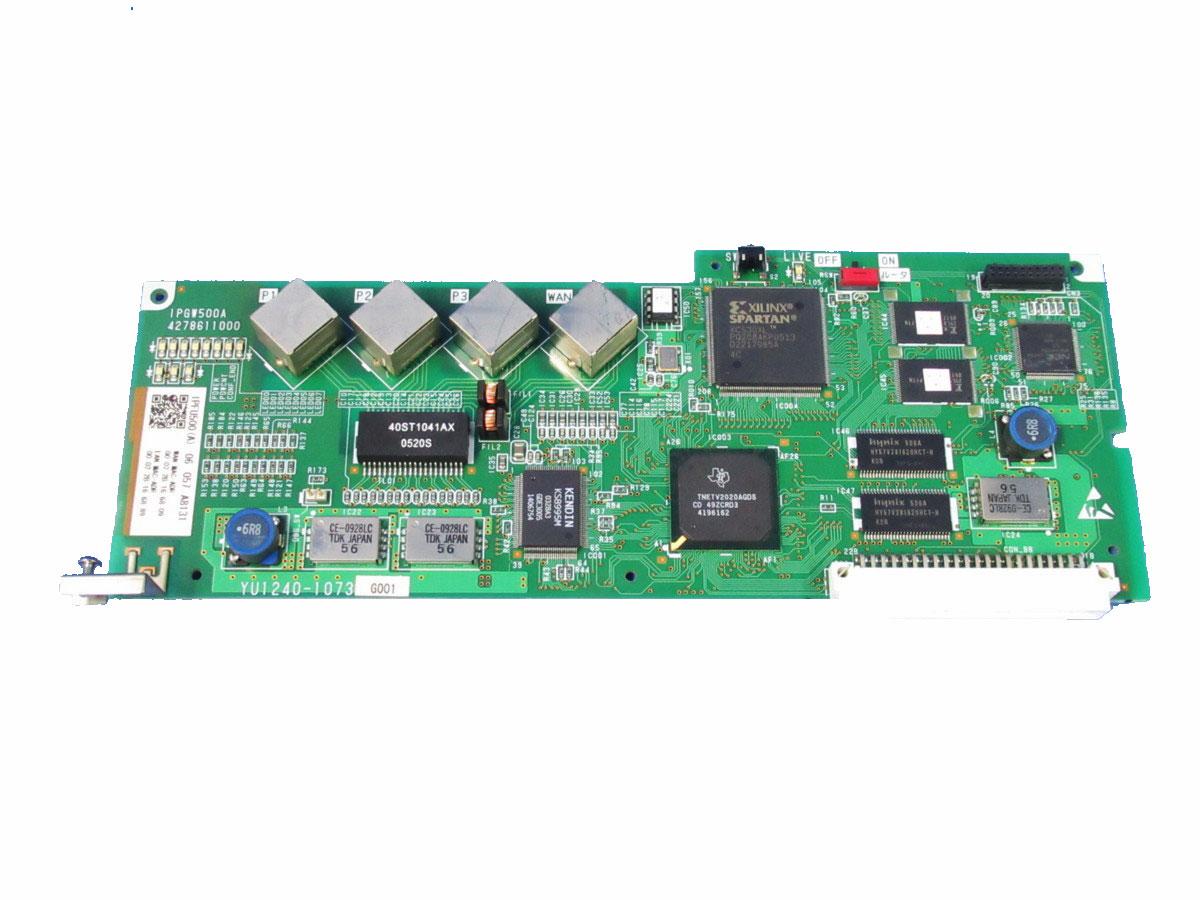 IPFU500 A 格安SALEスタート SAXA サクサ Astral GT500 ルータ機能内蔵VoIPユニット Fusion 中古ビジネスホン IP-Phone対応 中古ビジネスフォン ビジネスホン 税込 中古 電話機 業務用 本体