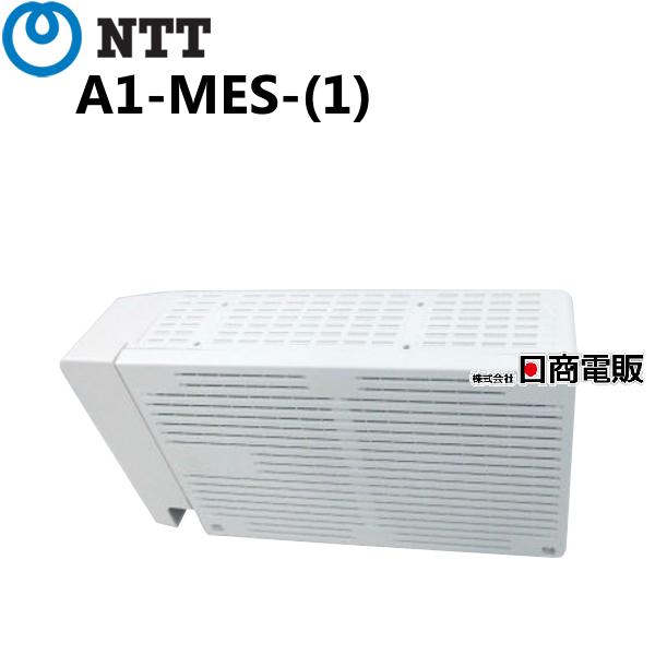 【中古】NTT αA1 A1-MES-(1) αA1 主装置 10SU入【ビジネスホン 業務用 電話機】