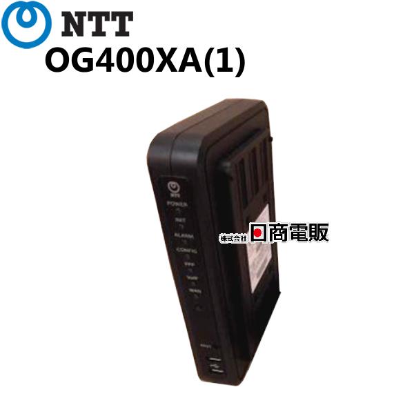 【中古】【東製/脚なし】OG400Xa(1)NTT NetcommunityVoIPルーター【ビジネスホン 業務用 電話機 本体】