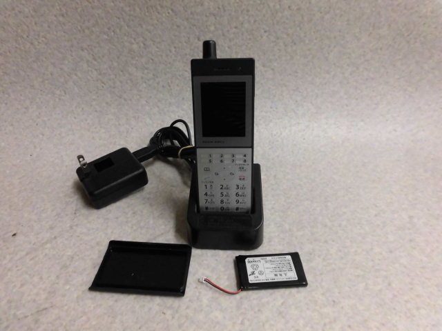 【中古】NYC-8DCLABナカヨ/NAKAYO iF防水仕様デジタルコードレス電話機【ビジネスホン 業務用 電話機 本体 子機】