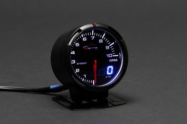 Deporacing デポレーシング 추가 미터 DUAL 시리즈 속도계 60 φ Autogauge/오토 게이지 및 PROSPORT/프로 스포츠 계 다각적인 상품! 끝머리 측정기 추천!