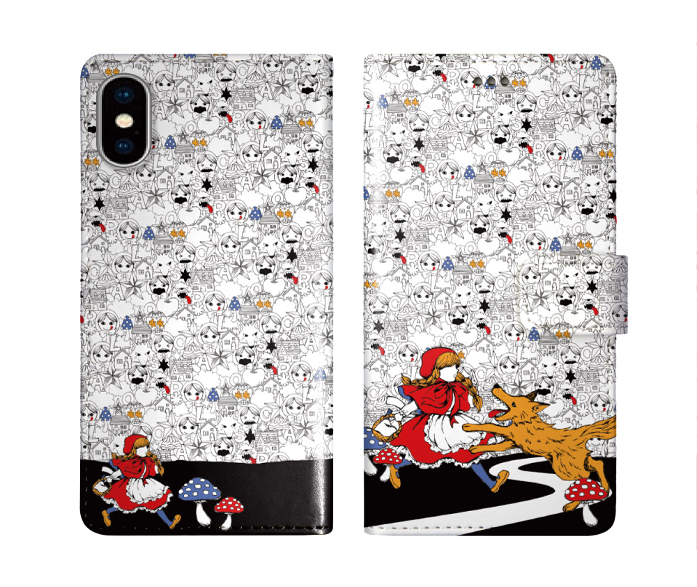 Wolf Child iPhone 11 case
