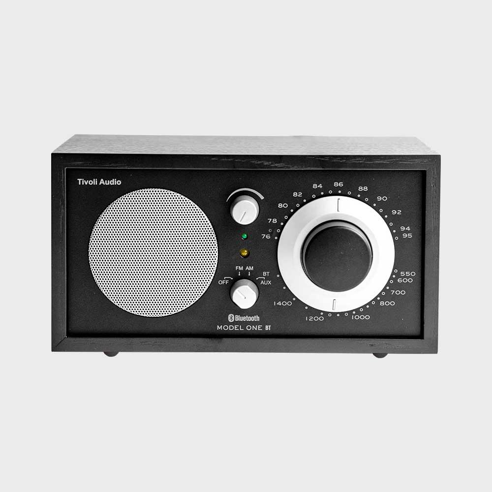 Tivoli Audio Model One BT ブラック×ブラック