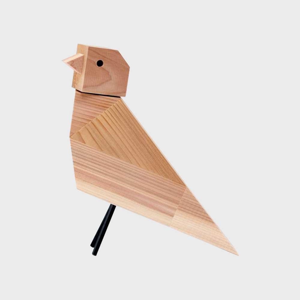 3980円~送料無料 ギフトラッピング対応 9 4-ママ割maxP4倍 店舗 10-26h限定5%OFFクーポン 石巻工房 鳥のオーナメント BIRD 北欧インテリアにもピッタリの動物オーナメント 子供へのプレゼントにも 手作りキット KIT 在庫処分 ISHINOMAKI おうち時間