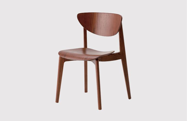 孢子囊群柳,跟腱木工 / 餐厅椅 / 棕色 [柳,孢子囊群柳跟腱木工及床跟腱木工跟腱]