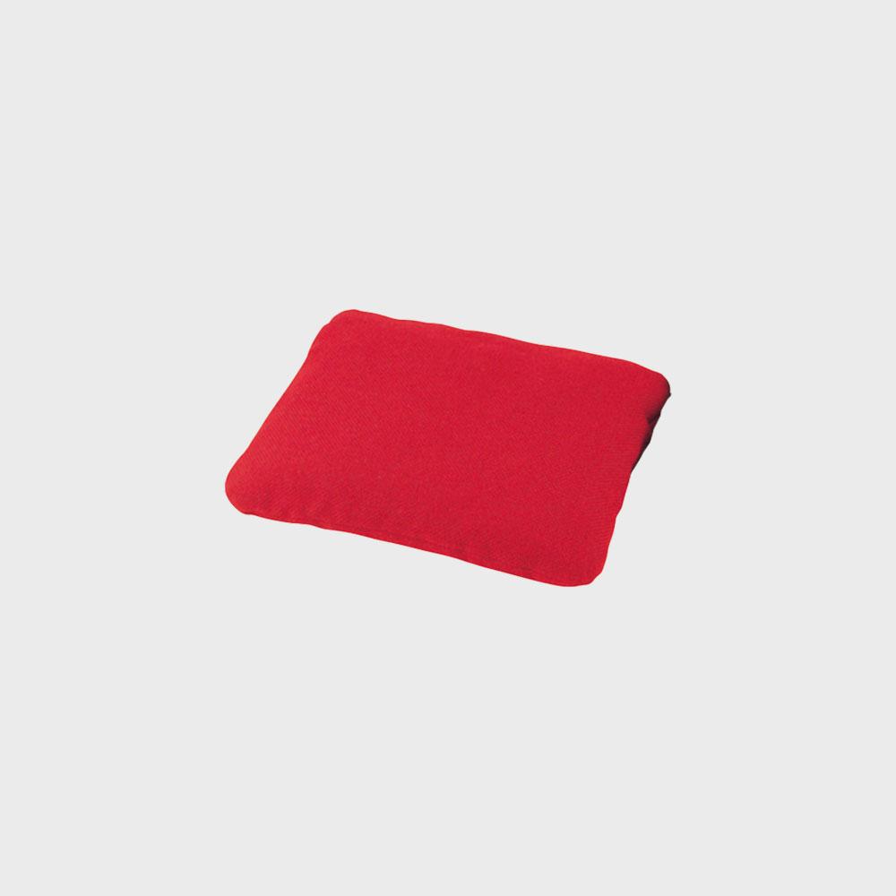 Sori Yanagi / Tendo Mokko | Cushion for Butterfly stool / Red