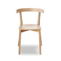 【マラソン期間¥100-2000クーポン】 富永周平・富永伸平 ダイニングチェア Coco chair ココ チェア [全4色] [adalのダイニングチェアcoco chair(ココチェア)]