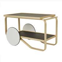 52h限定クーポン ママ割 39shopポイントアップ企画も 北欧 artek アアルト アルテック テーブルは北欧artek テーブル セール商品 901ティートロリー バーゲンセール