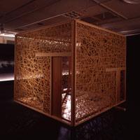 Uchida Shigeru / tea-room / line-an