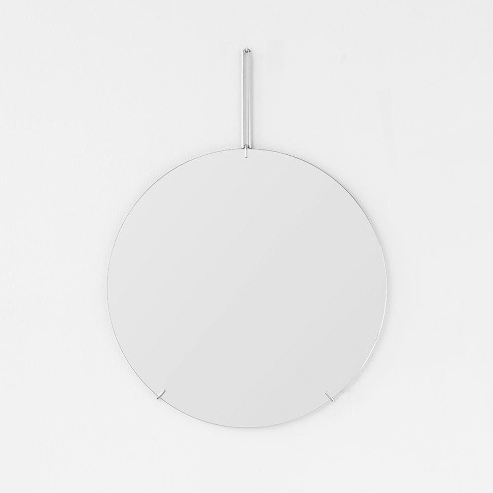MOEBE WALL MIRROR ( 壁掛けミラー ) 50cm [ おしゃれな北欧デザインの鏡 ]