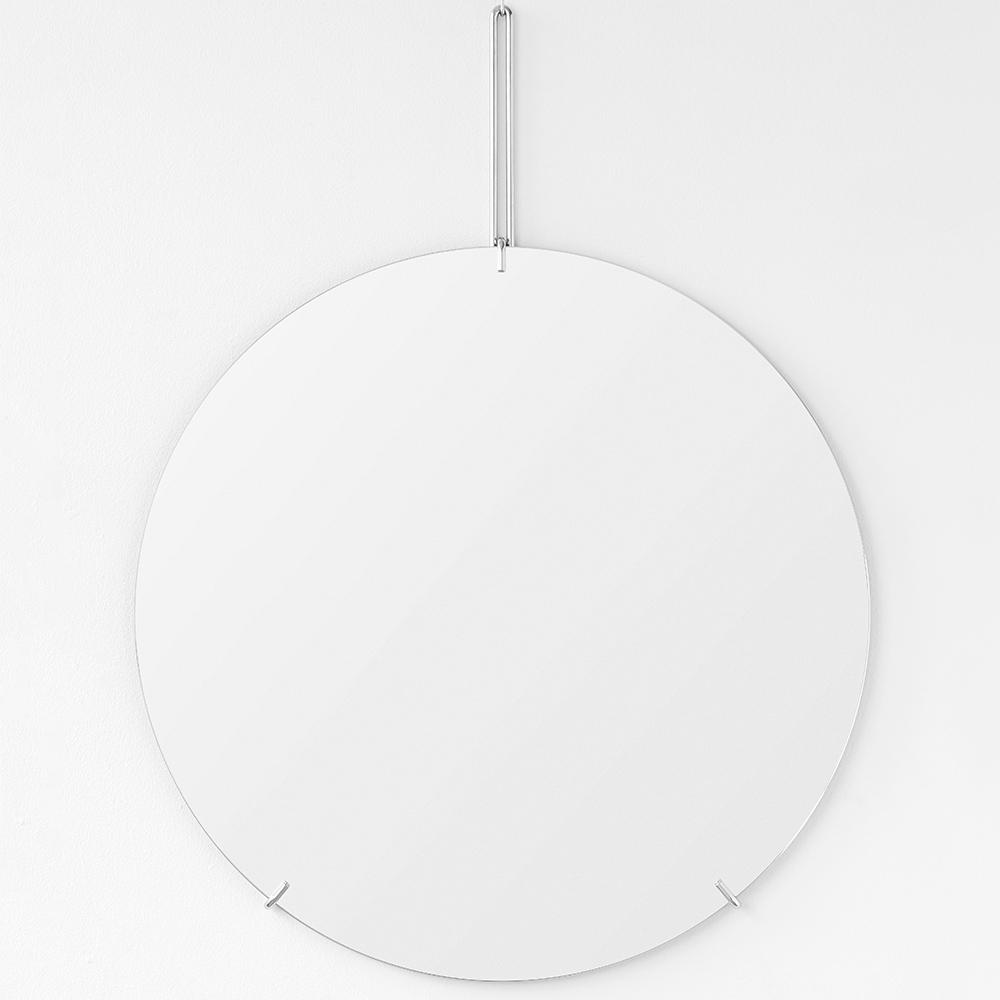 MOEBE WALL MIRROR ( 壁掛けミラー ) 70cm [ おしゃれな北欧デザインの鏡 ]