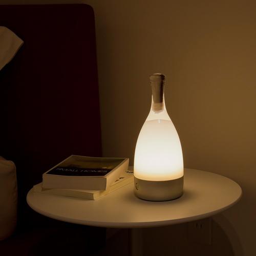 AmbienTec アンビエンテック/무선 LED 램프/Bottled 병도
