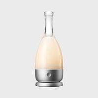 【4/11 20:00- 70h限定早割10%OFFクーポン】ambienTec アンビエンテック/コードレス LEDランプ/Bottled ボトルド
