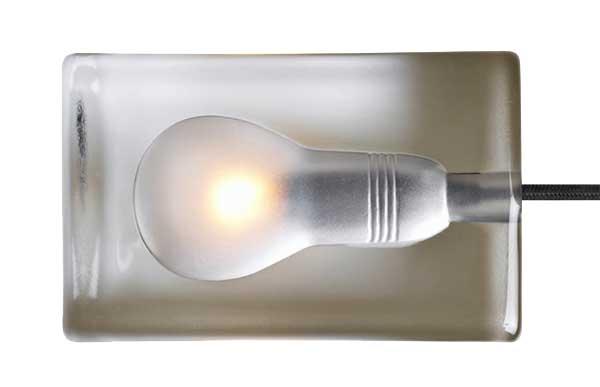 Harri Koskinen Harri Koskinen /Mini Block Lamp mini block lamp [DESIGN HOUSE Stockholm Design House Stockholm