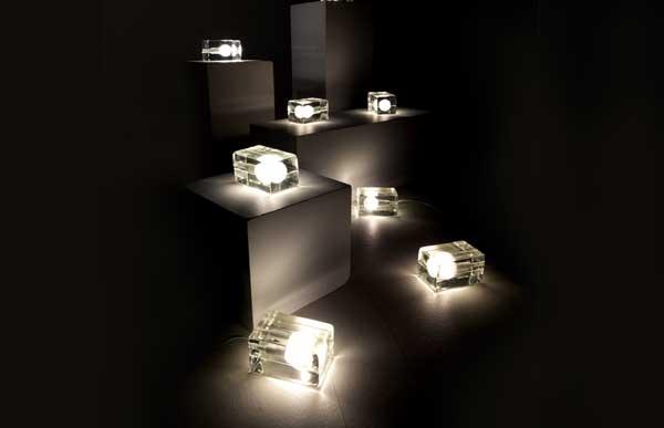 HarriKoskinenハッリコスキネン/MiniBlockLamp小块电灯[DESIGNHOUSEStockholm式样房屋斯德哥尔摩