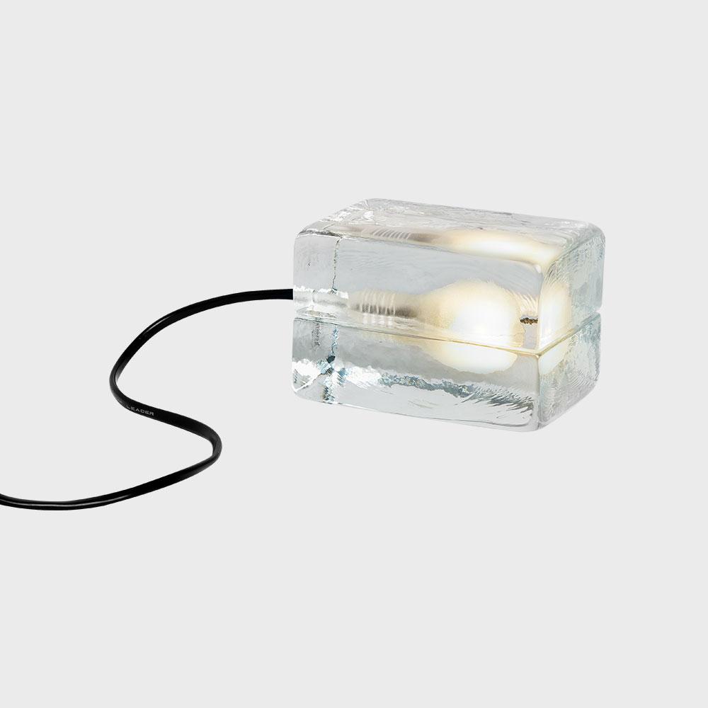 【4/11 20:00- 70h限定早割10%OFFクーポン】【正規輸入販売店】Harri Koskinen ハッリ コスキネン/Mini Block Lamp ミニブロックランプ [ DESIGN HOUSE Stockholm デザインハウス ストックホルム