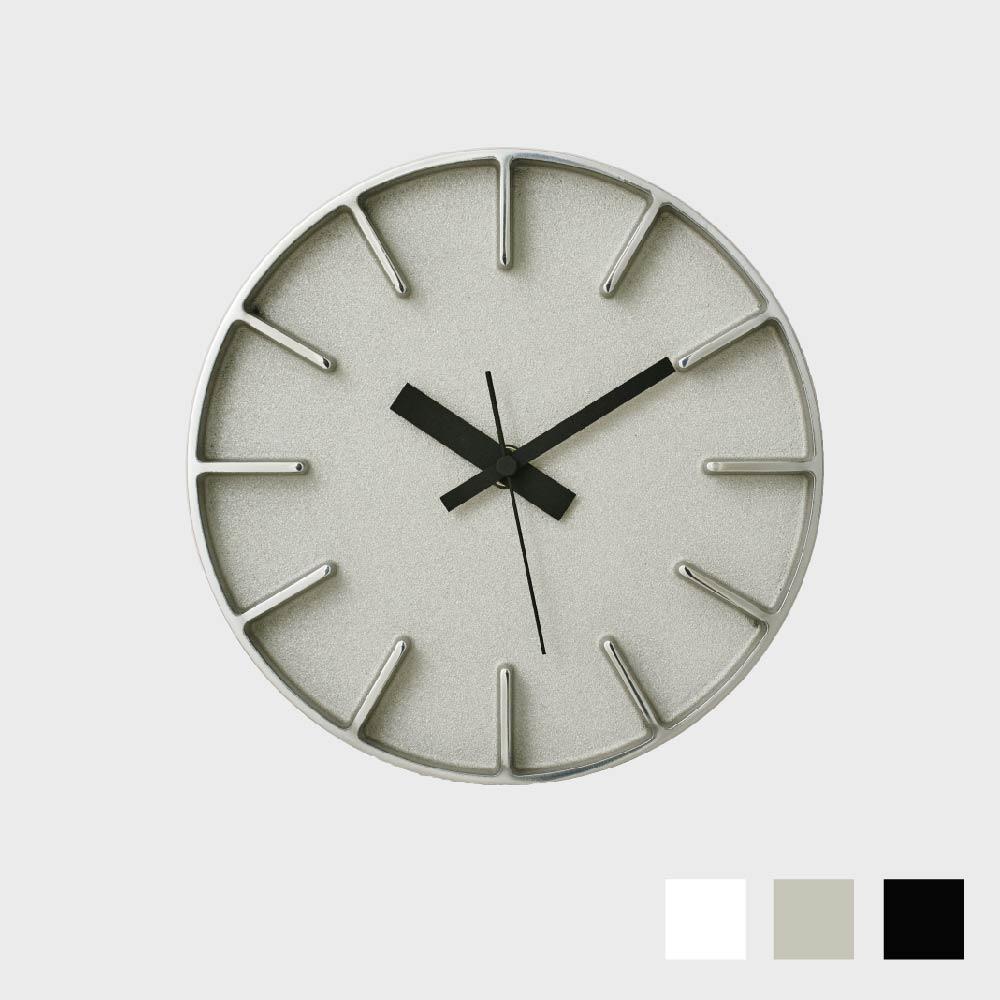 安積伸・安積朋子 edge clockφ18