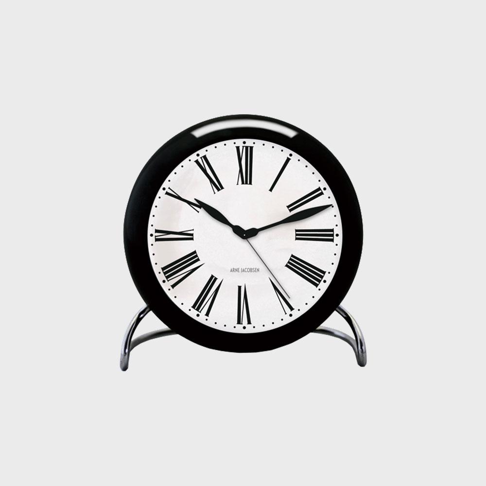アルネ ヤコブセン/置時計/ROMAN ローマン