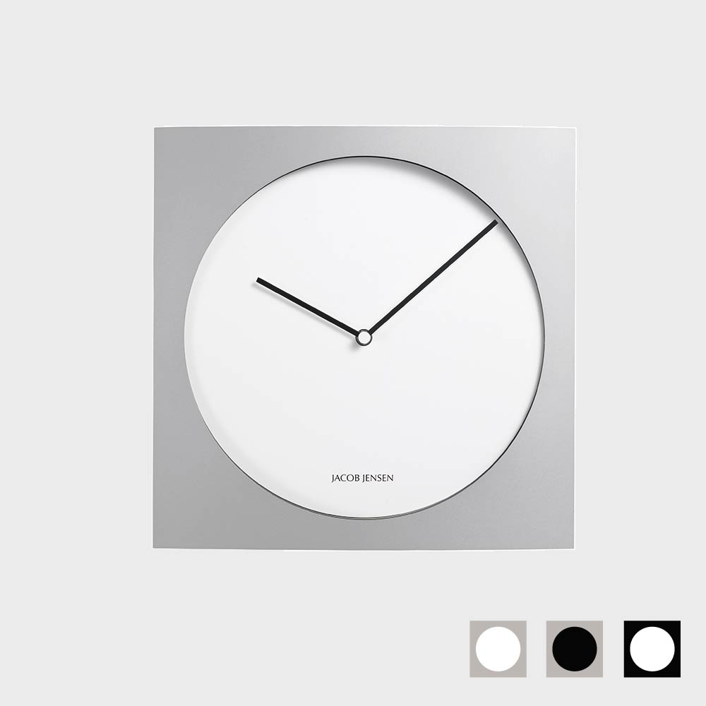 【マラソン期間¥100-2000クーポン】Jacob Jensen ヤコブ イェンセン|掛け時計