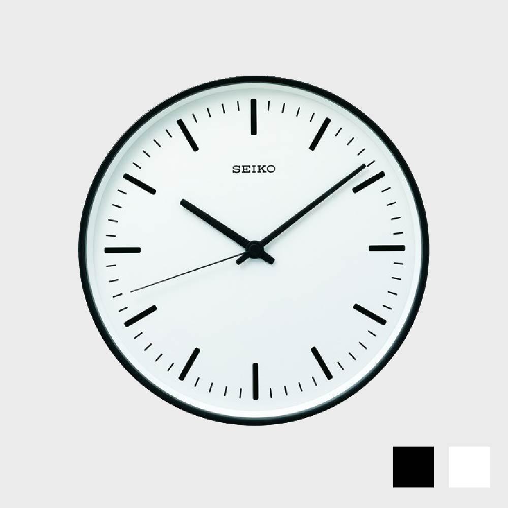 【100-3000円off&ママ割P5倍】SEIKO/STANDARD Analog Clock/Lサイズ Φ310/KX308【楽ギフ_包装選択】
