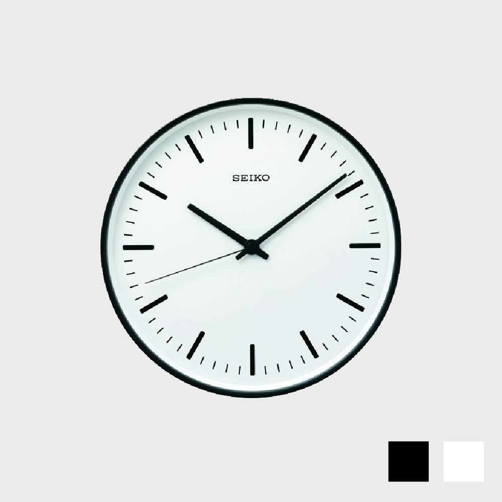 SEIKO/STANDARD Analog Clock/Mサイズ Φ265/KX309【楽ギフ_包装選択】