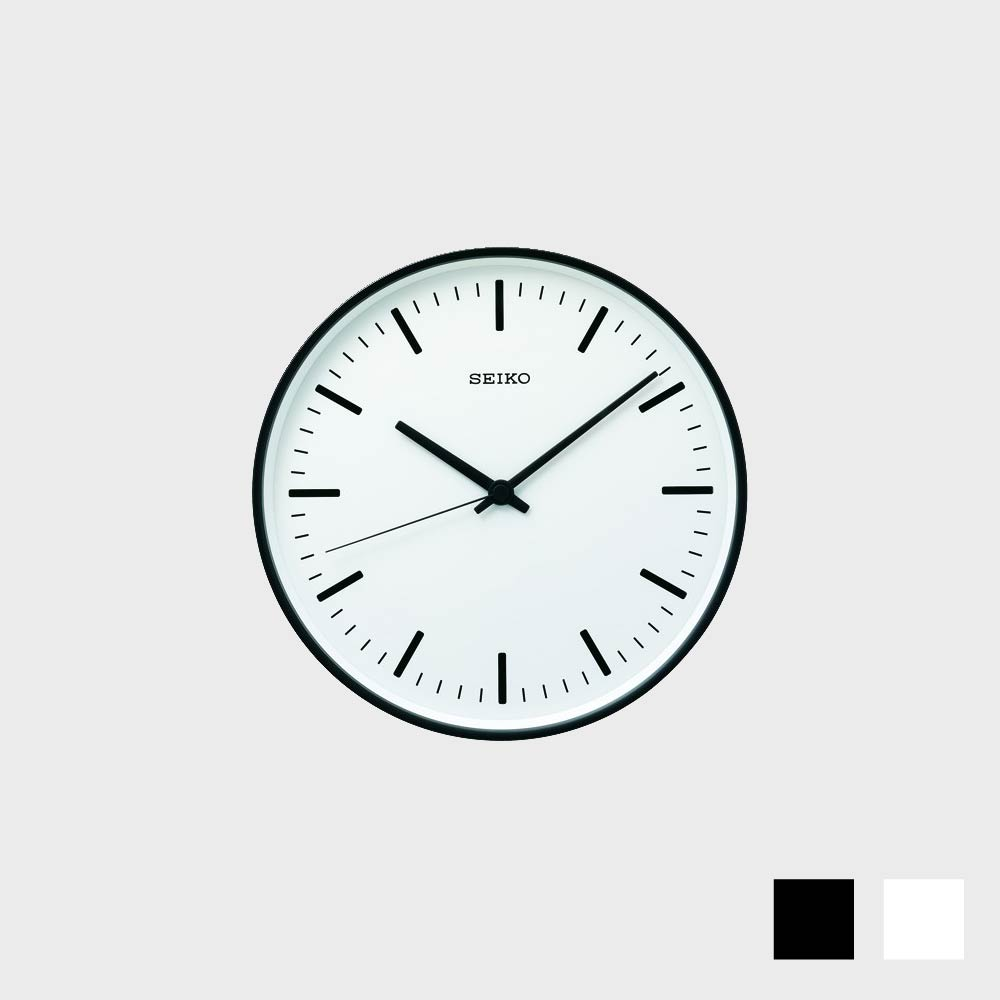 SEIKO/STANDARD Analog Clock/Sサイズ Φ200/KX310【楽ギフ_包装選択】