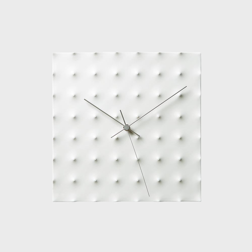【100-2000円offクーポン】Lemnos 掛時計 Aggressive KC03-25[ レムノスのデザイナーズ ウォールクロック ]