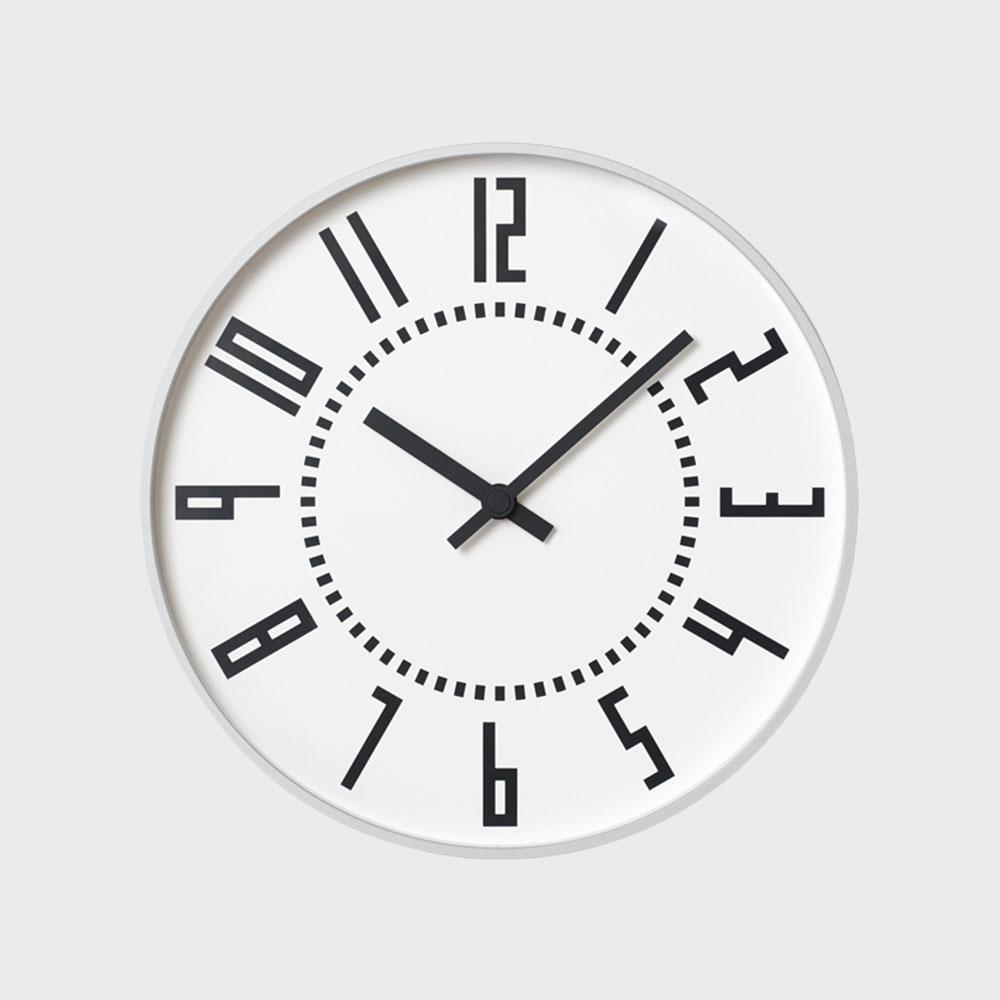 【100-3000円off&ママ割P5倍 clock】五十嵐威暢 札幌駅時計 掛時計 eki clock エキクロック ホワイト eki [ ホワイト デザイナーズ ウォールクロック:五十嵐威暢 ], 島原市:4a201c61 --- sunward.msk.ru