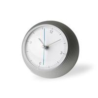 【マラソン期間¥100-2000クーポン】五十嵐威暢/earth clock アースクロック/テーブルクロック 置時計/TIL16-10SL